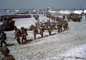 Juno_Beach_Canadian_Reinforcements